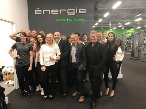 Brand New énergie Fitness Club Launches in Ipswich with 2300 Members