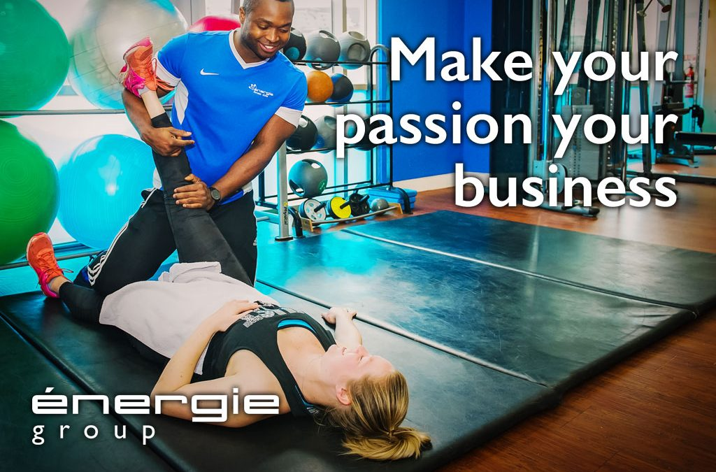 How to Make Your Passion for the Gym Your Business