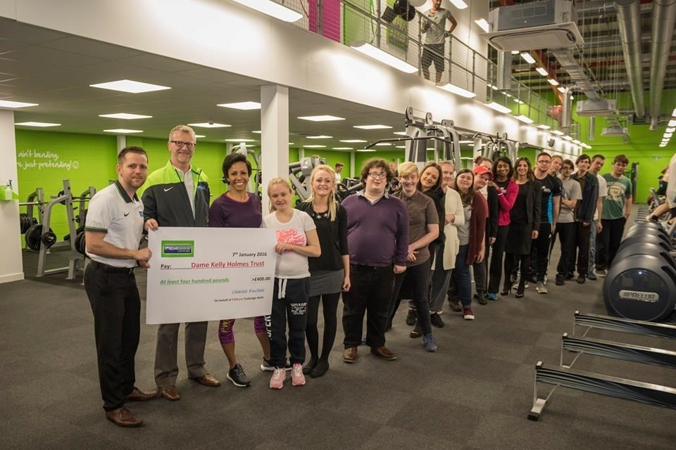 Fit4less Tunbridge Wells Welcomes Celebrity Guests for Launch