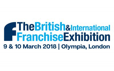 énergie at The British & International Franchise Exhibition London 2018