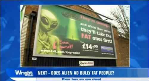 Fit4less Advert Sparks National Debate
