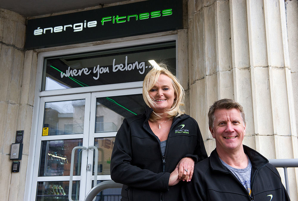 Growing a business with énergie Fitness franchise - Interview with Peter and Jo Gunter