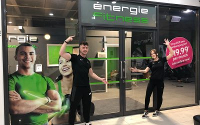Chelmsley Wood's New énergie Gym
