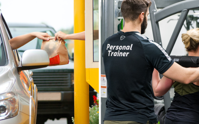 Why Fast Food Franchises Are Turning to Fitness