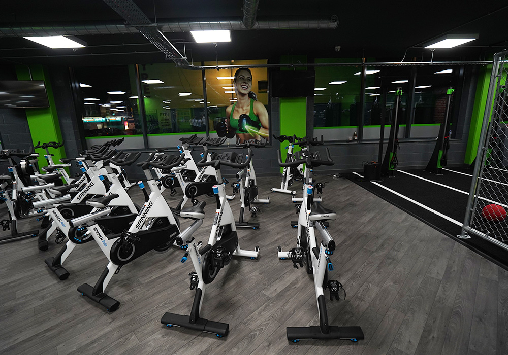 énergie Opens New Gym in Chingford
