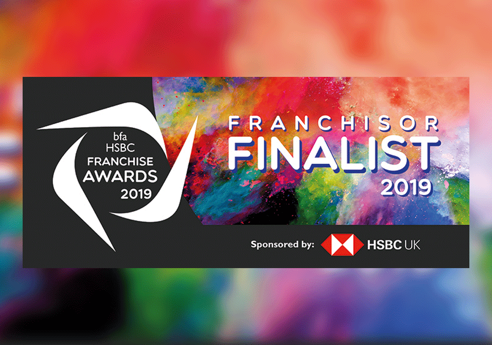 énergie Fitness Nominated for Major Franchising Award