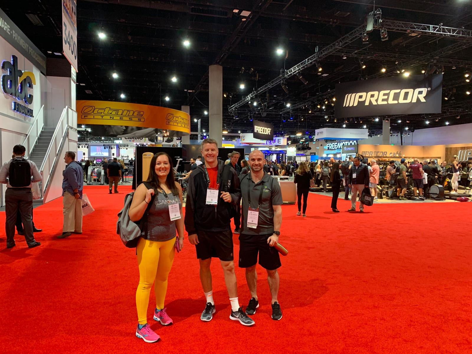 Celebrating Success with Our Franchisees at IHRSA 2019
