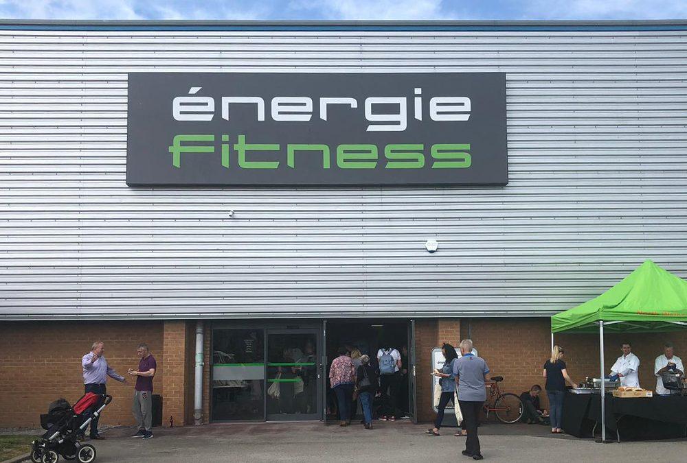 énergie Fitness Gym Opens in Deeside