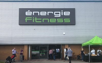 énergie Fitness Gym Opens in Deeside