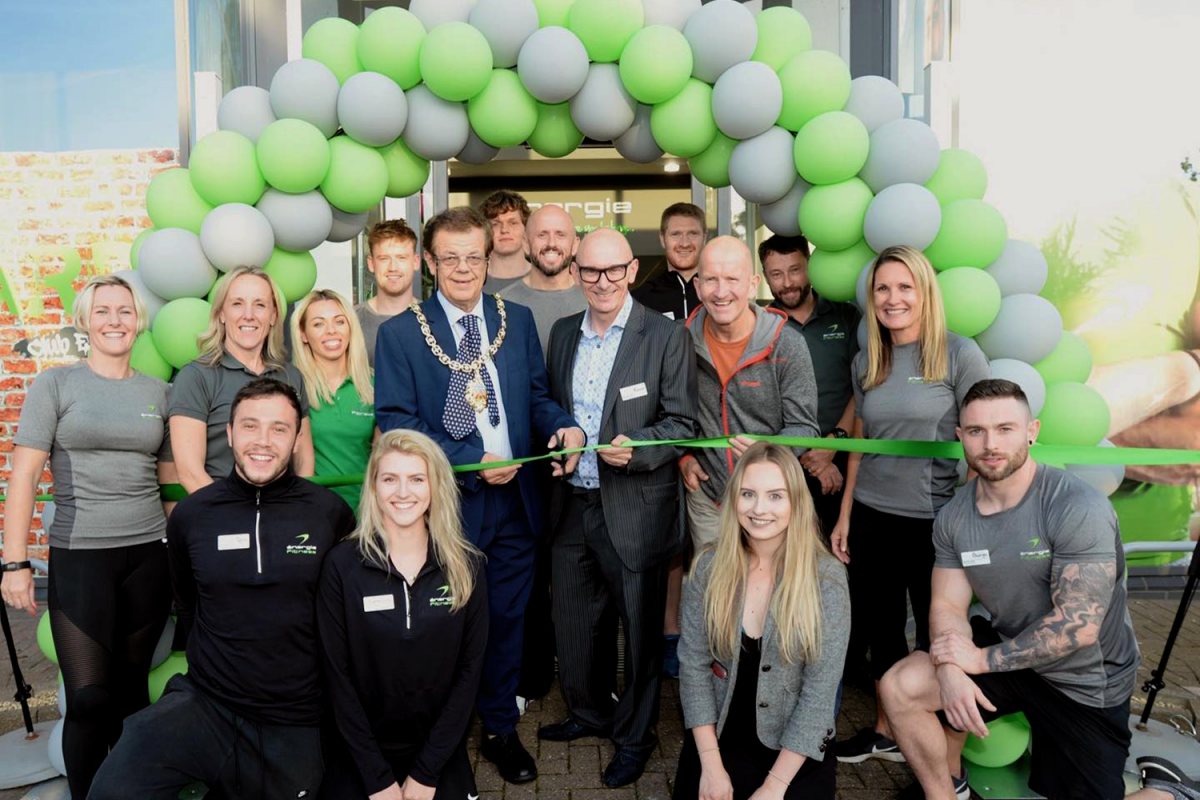 énergie Fitness Gym Opens in Cheltenham