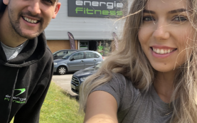Opening an énergie Fitness franchise – interview with Glyn and Nathalie Stephens