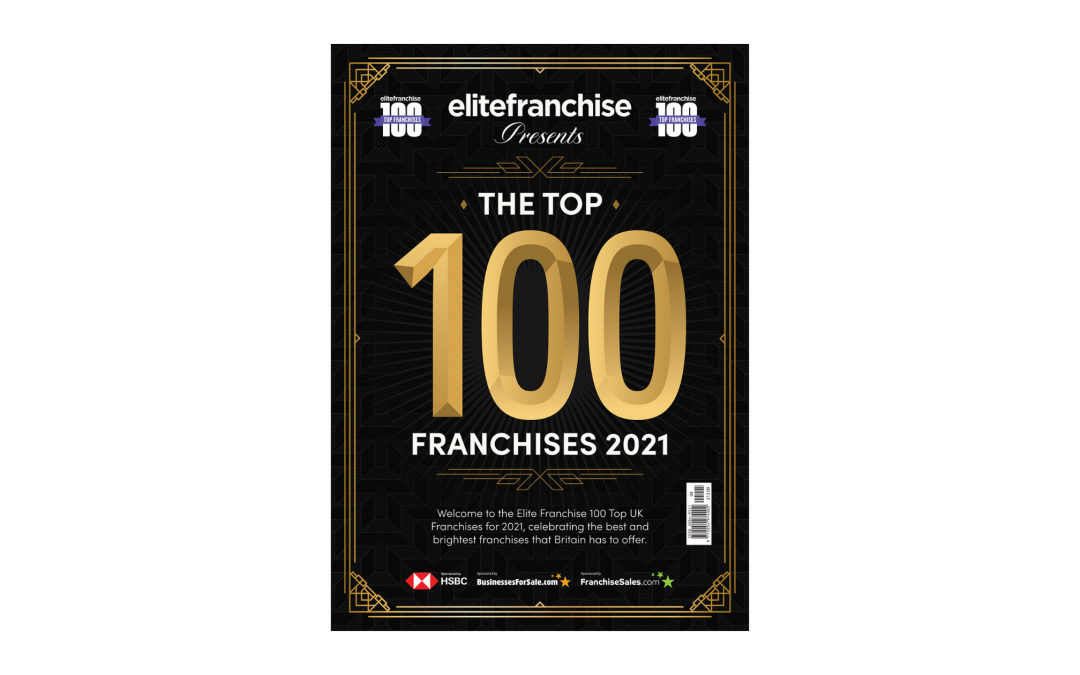 énergie Fitness ranked 3rd in Elite Franchise Top 100 2021