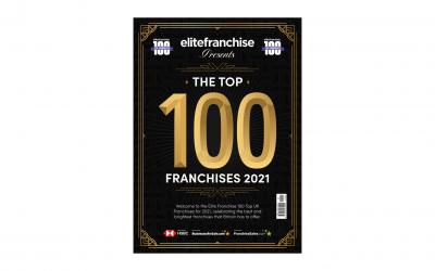 énergie Fitness ranked 3rd in Elite Franchise Top 100 2021