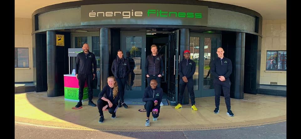 énergie Fitness Eltham