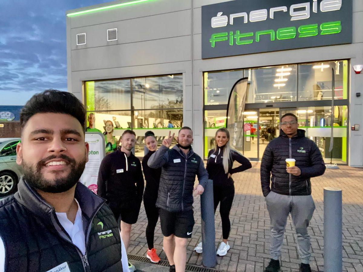 énergie Fitness Wolverhampton
