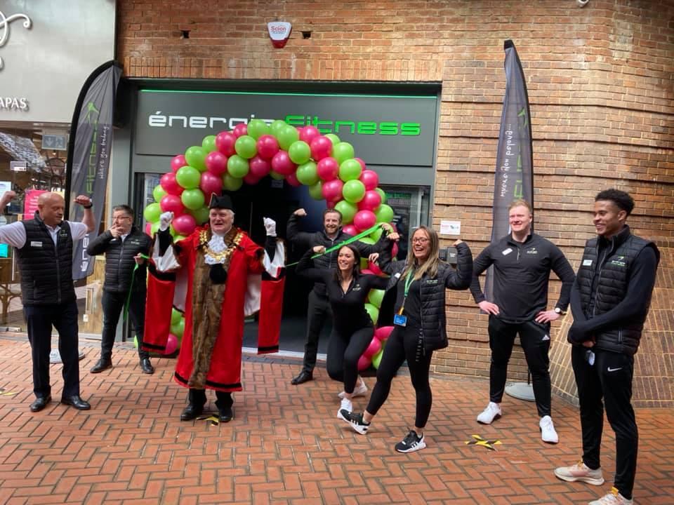 énergie Fitness Wokingham