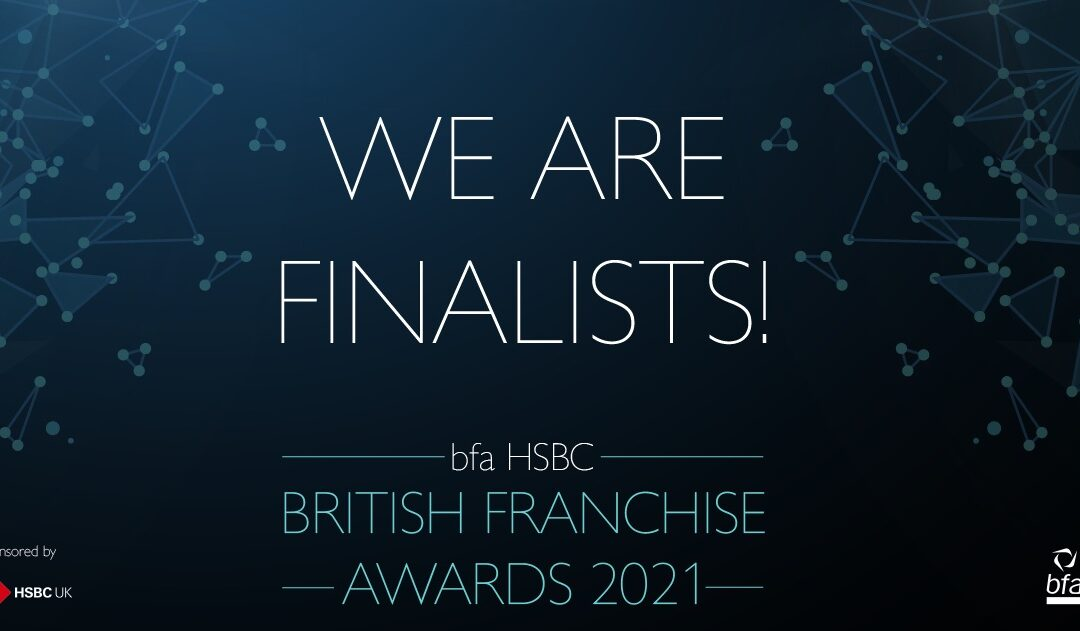 énergie Fitness nominated for renowned franchise award